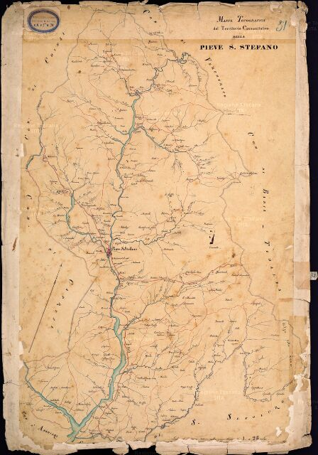 Cartografia Storica Regionale Scheda Dettaglio